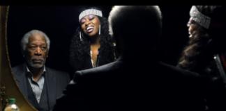 Missy Elliott Insegna a Morgan Freeman Come rappare per il nuovo annuncio del Super Bowl