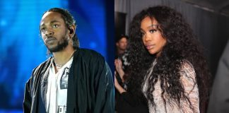 Kendrick e SZA citati per video di Black Panther Video