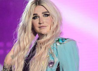 Kesha posticipa il tour di primavera a causa di un infortunio