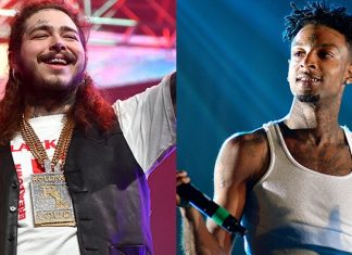 Post Malone e 21 Savage annunciano Tour