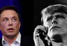 Elon Musk manderà nello spazio un'auto che riproduce David Bowie
