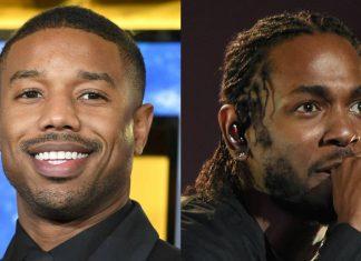 """Michael B. Jordan pensa che Kendrick Lamar sia """"la voce del popolo in questo momento"""""""