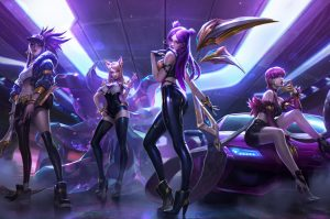 Arriva il Primo Gruppo Musicale Virtuale - League of Legends Conquista la Musica.