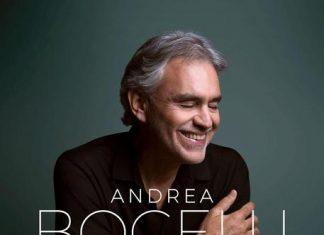 Successo per Andrea Bocelli - E' il Numero Uno in Inghilterra.