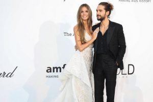 Heidi Klum e Tom Kaulitz Ufficialmente Fidanzati - Futuro d'Amore per il Chitarrista.