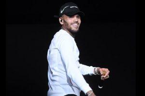 Altri Guai con la Legge per Chris Brown - Accusato di Stupro a Parigi.