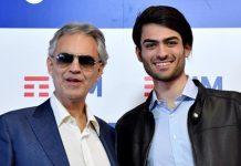 Andrea Bocelli Celebra i 25 Anni di Successi - A Sanremo con il Figlio Matteo.
