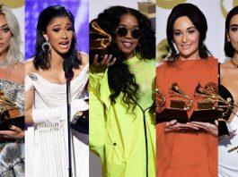 Ecco i Risultati dei Grammy 2019 - Vincono le Donne.