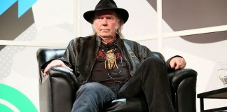 Neil Young protagonista di un Film Western