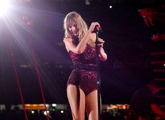Online i Primi Sneek Peek di Reputation - A Capodanno il Film Concerto di Taylor Swift.
